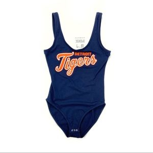 PINK NEW Detroit Tigers Body Suit